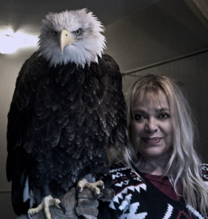 audition Hertog, bald eagle for THE ANIMAL THAT THEREFORE I AM